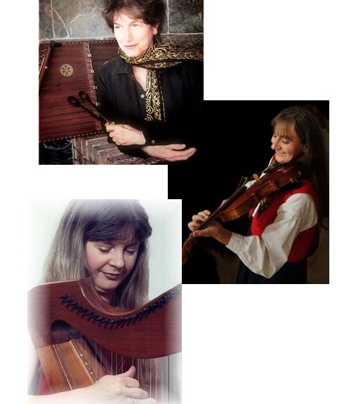 A Celtic Trio